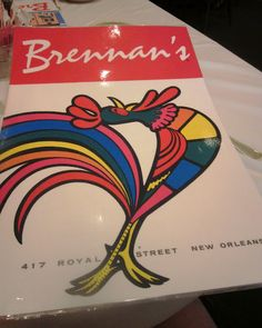 NOLA - Brennans New Orleans French Quarter Rue Royale Brunch is the Best. I still have my mother's original cookbook of this superb restaurant in the French quarter. Best Of New Orleans, Visit New Orleans, French Restaurants, Orleans Restaurants, Eat Cafe, Louisiana Swamp, New Orleans Vacation, New Orleans Mardi Gras, New Orleans French Quarter