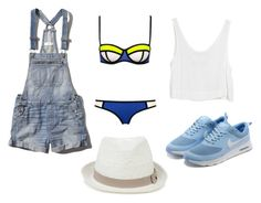 """outfit 2 challenged"" by alfiefalphie on Polyvore"