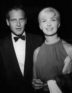 Paul Newman et Joanne Woodward - 50 couples mythiques (ou presque