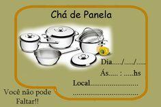 lista de chá de panela simples - Pesquisa Google