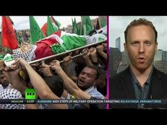 """! Abby Martin reports on the latest violence in Israel, and speaks with author and journalist Max Blumenthal about the aspects of the story that aren't being discussed in the corporate media. 