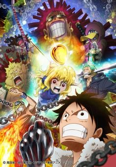 One Piece Heart Of Gold Special Genres Action