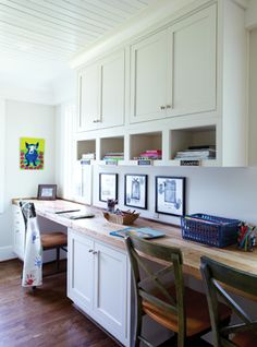 homework nook | shea bryars work | birmingham home & garden - july/august 2012