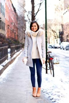 Stylish and sexy winter outfit ideas