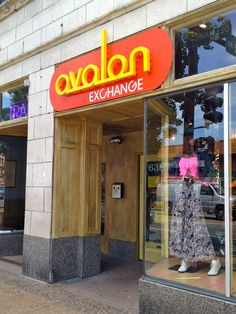 Avalon Exchange http://www.avalonexchange.com/ ... in the Loop on Delmar, St. Louis, Missouri