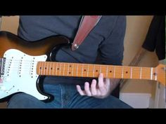 Johnny B. Goode - Real Version Intro Riff - YouTube
