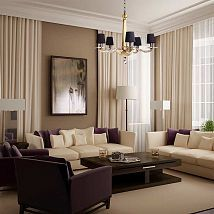 Chic Comfortable Do It Yourself Living Room Design Ideas!