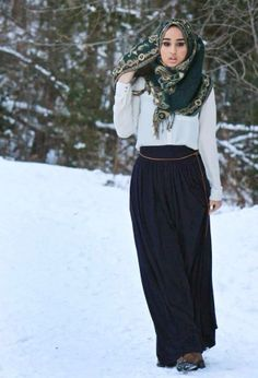 Omg i love the snow:), nah jokes;) i looove the outfit but i still love the snowhehe