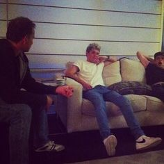 Niall's bulge
