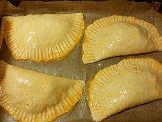 Káposztás kapusznyika (káposztás buci) recept lépés 6 foto Camembert Cheese, Dairy, Fish, Meat, Pisces