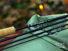 Welcome to RDP FlyRods; Custom Fly Rods, Blank Rods, Reels and More