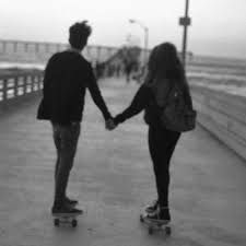 Image result for cute couples skateboarding