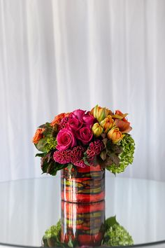 Send Beloved Cranberry in Los Angeles, CA from The Hidden Garden, the best florist in Los Angeles. All flowers are hand delivered and same day delivery may be available.