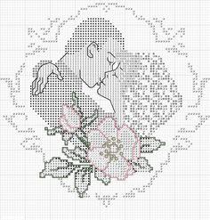 Свадебная вышивка крестом Целующаяся пара. Обсуждение на LiveInternet - Российский Сервис Онлайн-Дневников