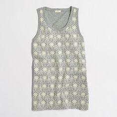 <ul><li>Textured slub cotton jersey.</li><li>Slightly loose fit.</li><li>Machine wash.</li><li>Import.</li></ul>