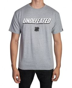 Undefeated - Headline T-Shirt - $26