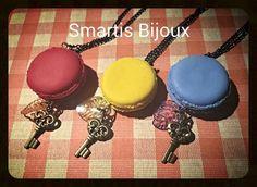 dolci macarons  https://www.facebook.com/SmartisBijoux/