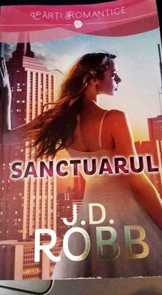 Sanctuarul, de J.D.Robb – Recenzie