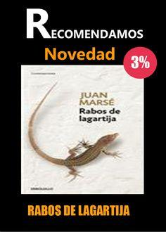 RABOS DE LAGARTIJA #ebook #libros #librerias www.libreriaofican.com (Edición Digital) JUAN MARSÉ DEBOLS!LLO