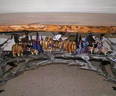 HartCrafters Custom Metal Art Rustic Country Furniture Home Decor