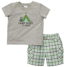 Camp Scout Jr Ranger.... okay I am a big ol'bag of hormones... this totally made me tear up