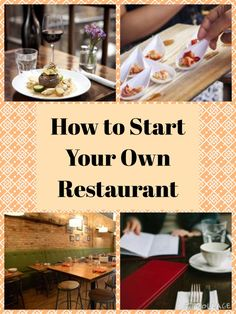Everything you need to  know about opening a restaurant, from choosing the…