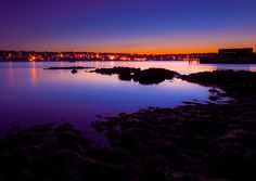 images of maine in summer | Panoramio - Photo of Summer Sunset - Belfast, Maine