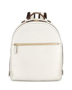 f8f07a23941 Revival Stamped Leather Backpack by Salvatore Ferragamo at Bergdorf Goodman.