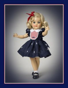 ALL AMERICAN TONI DOLL - edition size 300