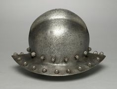 Kettle Helm, Cleveland Museum of Art, Arms and Armour Collection
