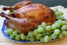 Want a juicy and delicious turkey on Thanksgiving without mucking about with gallons of brine? How to brine a turkey - the easy way.