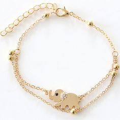 Elephant Fashion Anklet //Price: $ 8.00 & FREE Shipping //     #jewelry #jewels #jewel #fashion #gems #gem #gemstone #bling #stones   #stone #trendy #accessories #love #crystals #beautiful #ootd #style #accessory   #stylish #cute #fashionjewelry  #bracelets #bracelet #armcandy #armswag #wristgame #pretty #love #beautiful   #braceletstacks #earrings #earring