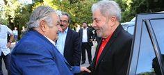 Líderes políticos internacionais, incluindo atuais e ex-chefes de Estado da América Latina e da Europa, manifestaram apoio nesta sexta-feira (11/03) ao ex-presidente do Brasil Luiz Inácio Lula da Silva. Os ex-presidentes José Mujica (Uruguai) e Cristina Kirchner (Argentina) estão entre os 14 nomes que já assinaram a declaração de apoio a Lula.