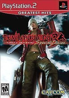 Title: Devil May Cry 3: Dante's Awakening -- Special Edition (PlayStation 2, 2005) UPC: 013388260652 Condition: Good - Pre-owned. Item tested. Complete - Included: Video Game Disc, Original Case, Orig