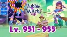 Bubble Witch Saga 2 Level 951 - 955 (1080p/60fps)