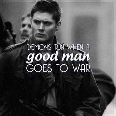 Dean Winchester | Quote