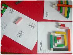 Imprimibles per reglets Math Games, Preschool Activities, Fractions, Preschool Printables, Homeschool Math, Teaching Math, Math Centers, Kids Learning, Elementary Schools