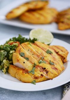 Easy Thai Coconut Milk Grilled Chicken
