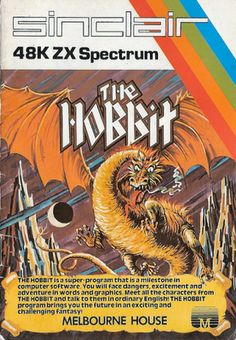 I played this one on my old ZX Spectrum 48K!