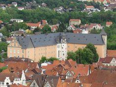 Schloss #Hann. Münden