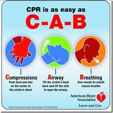 CPR always important to be prepared