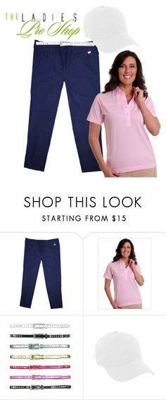 Ladies Golf Outfit- Sporty Look by theladiesproshop on Polyvore