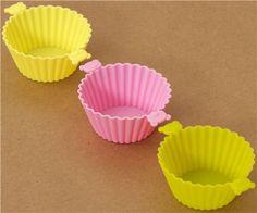 kawaii Rilakkuma bear silicone bowls 3 pcs Bento cups 1