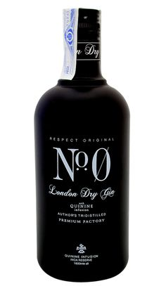 GINEBRA LONDON DRY GIN ginfusion
