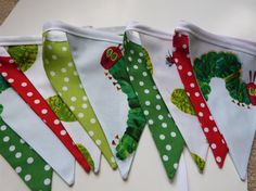 The Very Hungry Caterpillar Party  Birthday by pauladesigns