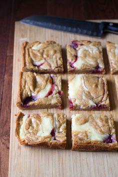 Raspberry-Pecan Blondies Recipes — Dishmaps