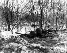 File:45th Division roadblock, Battle of the Bulge.JPG - Wikimedia Commons