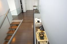 A residential floor using hebel