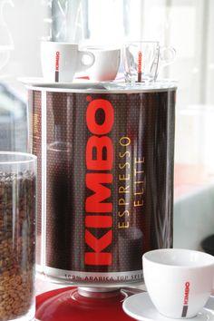 Kimbo espresso Elite Top selection