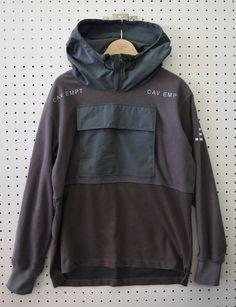 Cav Empt 二百十 Parker Size L $400 - Grailed